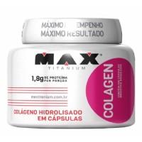Colágeno Hidrolisado (100caps) Max Titanium