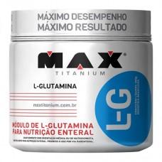 L-G Glutamina (300g) -Max Titanium