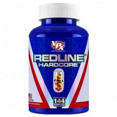 REDLINE HARDCORE (144 cáps) VPX