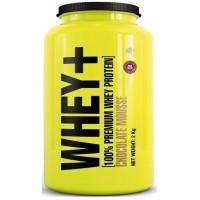 Whey + (Premium 2Kg) 4 Plus Nutrition