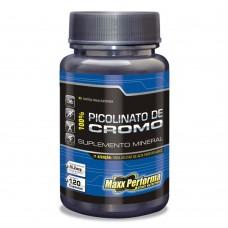 Picolinato de Cromo (120 Caps) Maxx Performa
